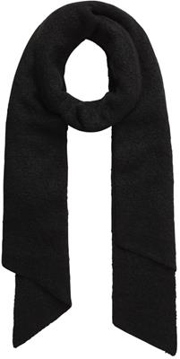 Pcpyron long scarf Black