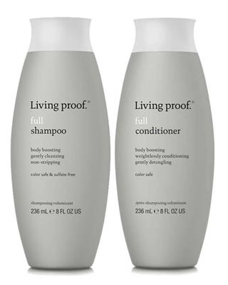 Living Proof - Full Shampoo + Conditioner - 2 x 236 ml