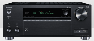 Onkyo RZ740 9.2-Channel Network A/V Receiver Zwart