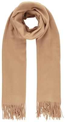 Pcjira wool scarf toasted coconut