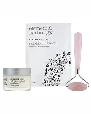 Elemental Herbology - At Home Facial Set - 50 ml + 2 x 1 st