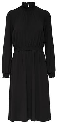 Onlnova lux solid mock high dress 8wvn Black