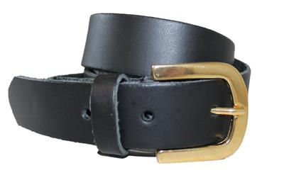 Rock N Rich belt black gold