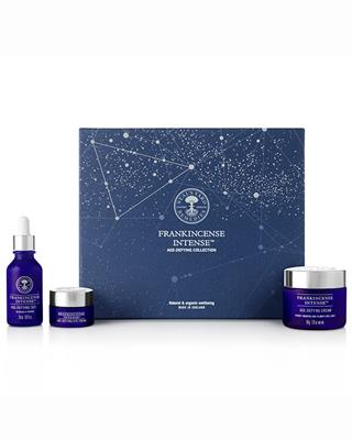 Neal's Yard Remedies - Frankincense Intense™ Age-Defying Collection - 50 gr + 15 gr + 30 ml