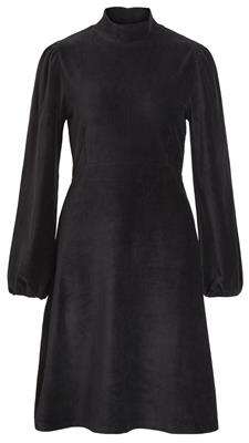 VITHEAN L/S DRESS BLACK