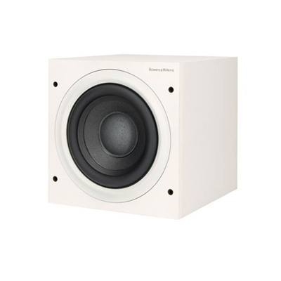 Bowers & Wilkins ASW608 Wit
