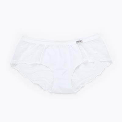 Lindsey Knickers White