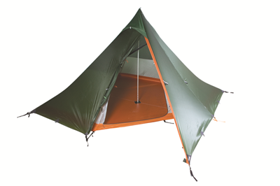 Nigor Wickiup 4 Set With Full Size Room Trekkerstent