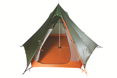 Nigor Wickiup 3 Set With Full Size Room Trekkerstent