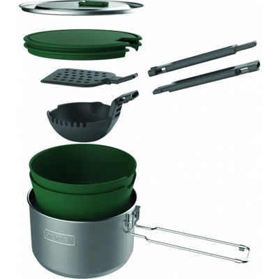 Stanley The All-In-One Two Bowl Cookset