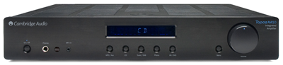 Cambridge Audio Topaz AM10 geïntegreerde versterker
