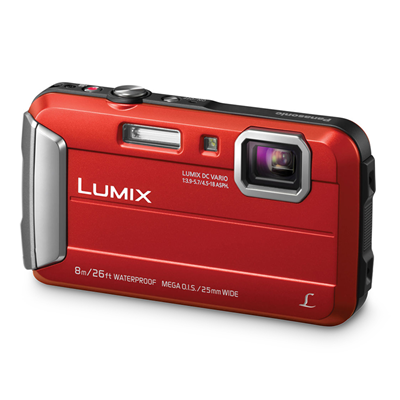 Panasonic DMC-FT30 Rood