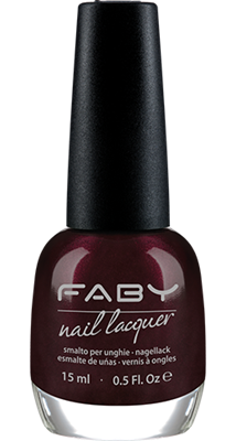 Faby nagellak - For Greta, Purple or Brown?