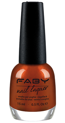 Faby nagellak - Just For Isabel