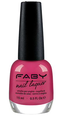 Faby nagellak - Orchids Collection