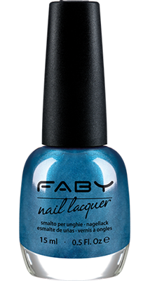 Faby nagellak - To Diana, With Love