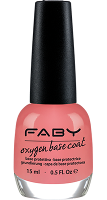 Faby nagellak - Oxygen Base Coat