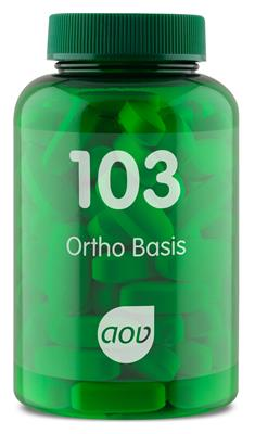 103 Ortho Basis (90 tabletten)