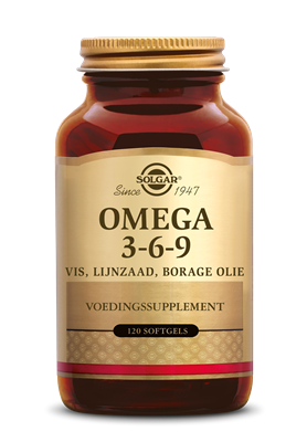 Omega 3-6-9 (120 softgels)