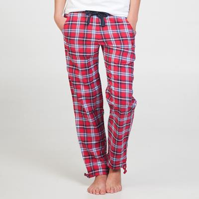 Camilla Red Plaid