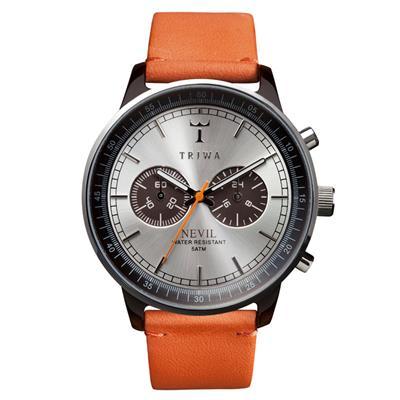 triwa horloge nevil havana orange met hoge korting. Black Bedroom Furniture Sets. Home Design Ideas
