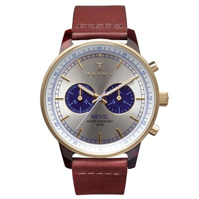 Triwa horloge Blue Face Nevil