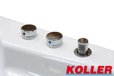 Upgrade Premium Armaturen by Koller