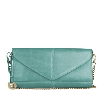 Clutch Nia - Turchese ZS
