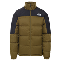 FIR GREEN/TNF BLACK
