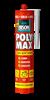 BISON PolyMax express GRIJS 425 gr.