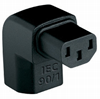 Audioquest IEC-90-1 Haakse power adapter