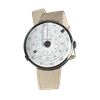 Klokers horloge KLOK-01 Simple Strap beige - D2