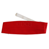 6-Delig smoking gekleurde cumber band crimson red