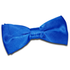 6-Delig smoking gekleurde cumberband royal blue