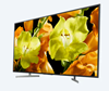 Sony KD65XG8196BAEP 4K LED TV Zwart