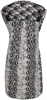 Onlvertigo sl lace dress wvn cloud dancer/snake aop