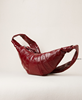 Lemaire small bum bag sun-dried tomato