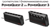 AudioQuest PowerQuest 3 8-voudig stekkerblok