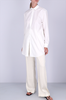 La Collection christine trousers off white