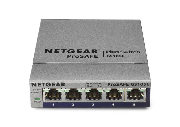 Switch Netgear Gs105e