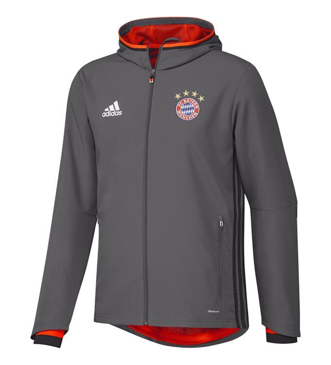 Adidas Fc Bayern Munchen Presentatiejack fCxvyw9s