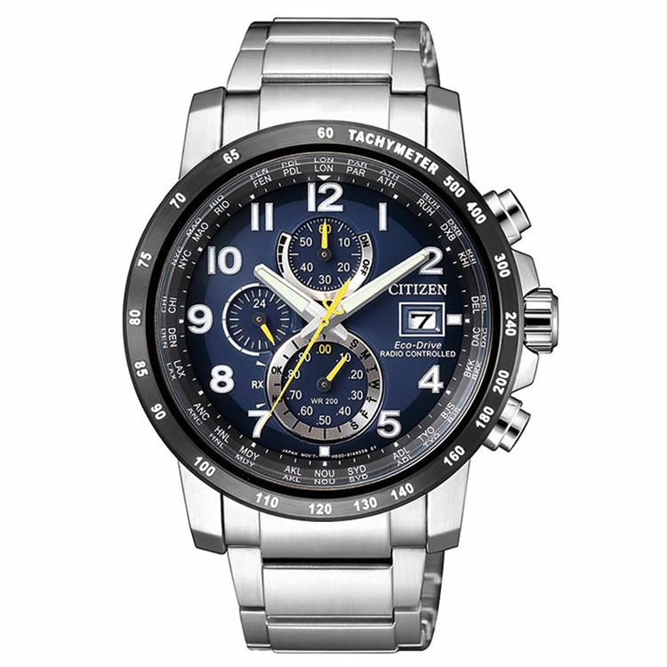 Citizen horloge AT8124-91L Eco Drive Radio controlled