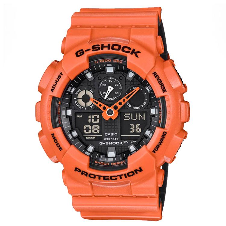 Casio G-Shock GA-100L-4AER