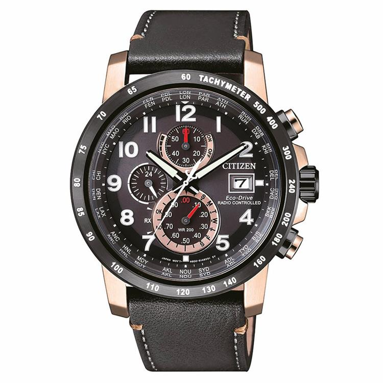 Citizen horloge AT8126-02E Eco Drive Radio controlled