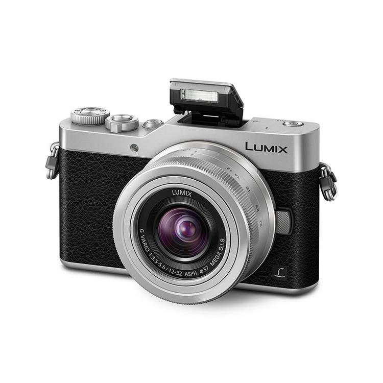 Panasonic Lumix DC-GX800K + 12-32mm Zilver