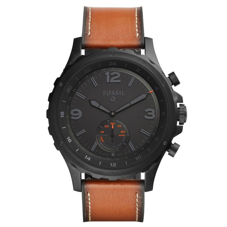 Fossil Q Nate Hybrid FTW1114 smartwatch