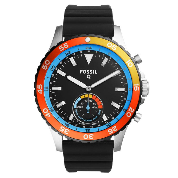 Fossil Q Crewmaster Hybrid FTW1124 smartwatch