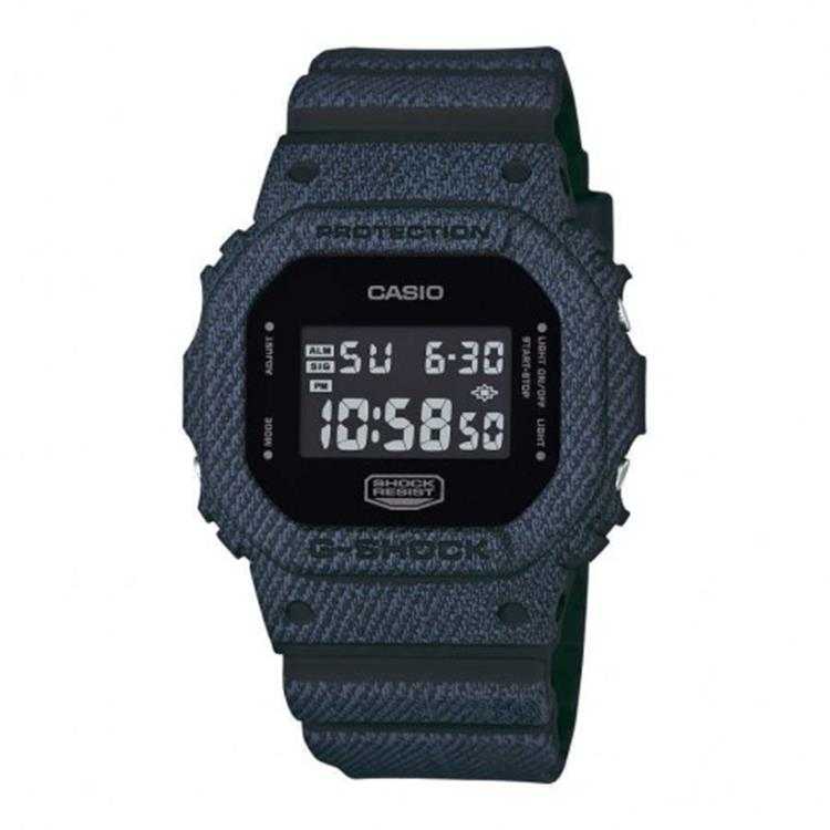 Casio G-Shock DW-5600DC-1ER Denim