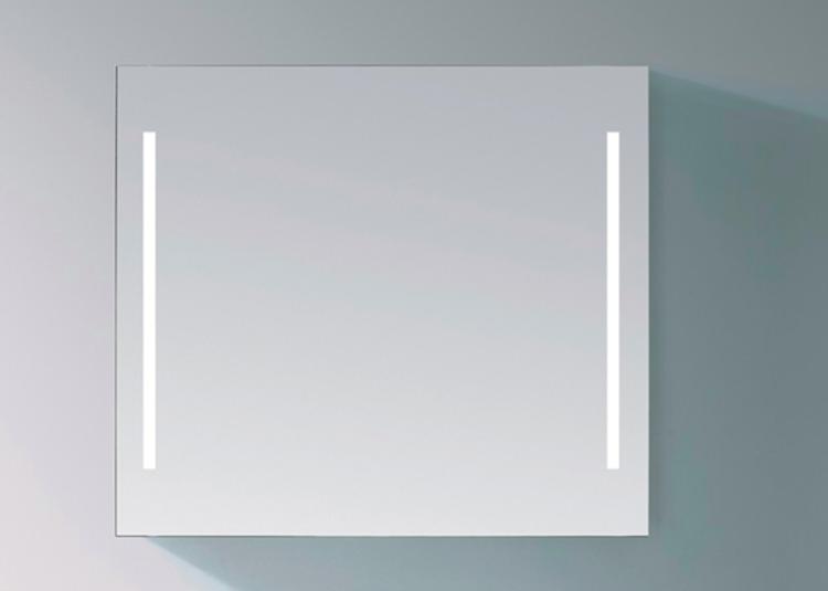 Spiegel Met Led : Lafôr spiegel met led verlichting vertigo cm