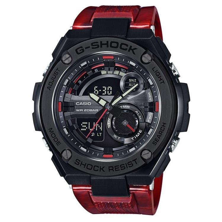Casio G-Shock GST-210M-4AER G-Steel